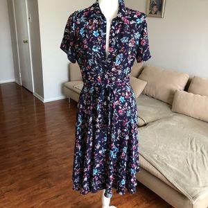 Nannette leper's dress